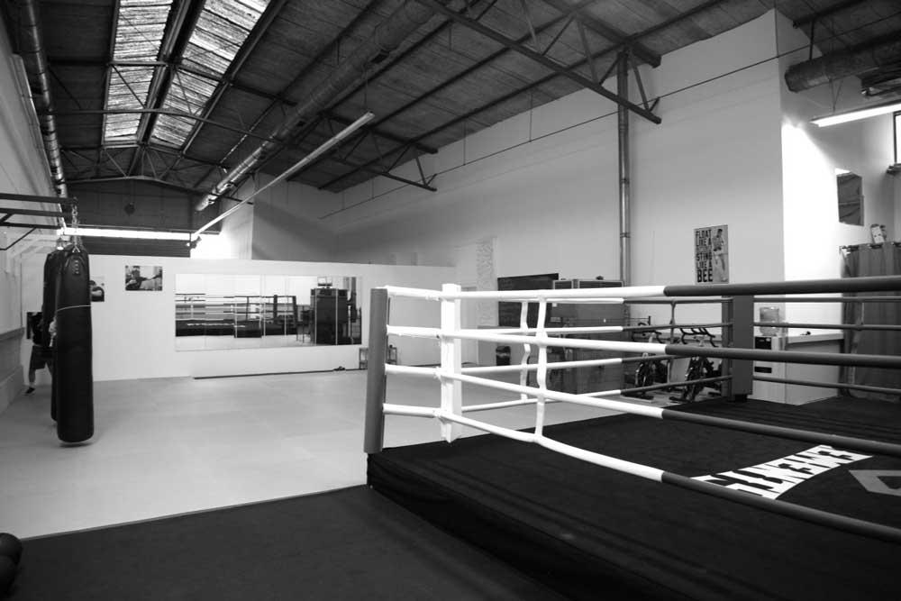 Boxhalle